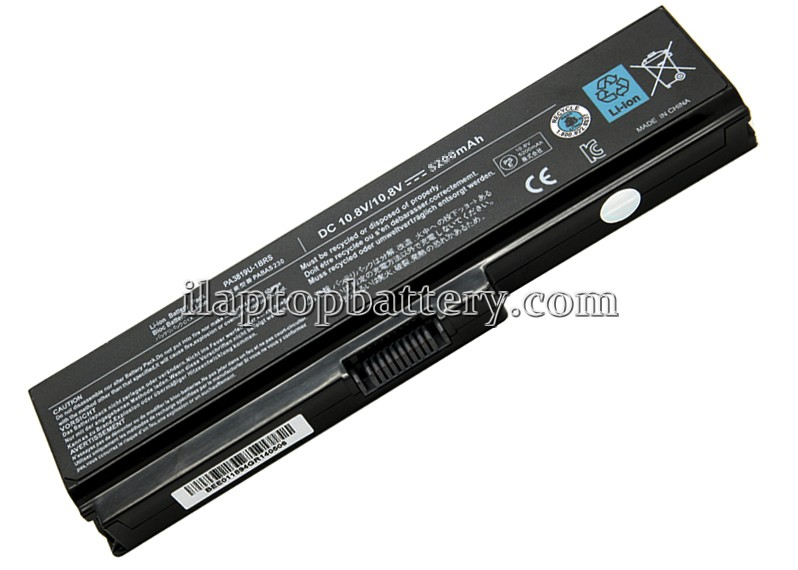 Toshiba pa3819u-1brs Battery Picture