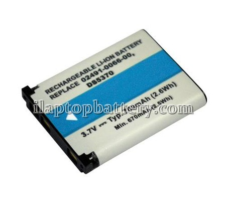 Sanyo 02491-0056-00 Battery Picture