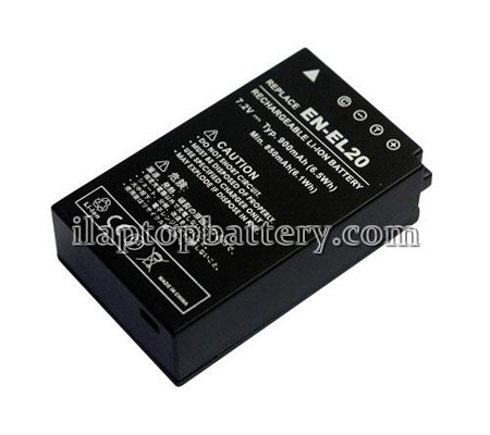 Nikon 1 s1 Battery Picture